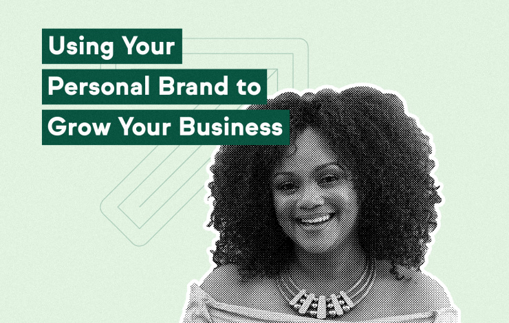 Small Biz Buzz—099—Isha Cogborn—Using Your Personal Brand to Grow Your Business