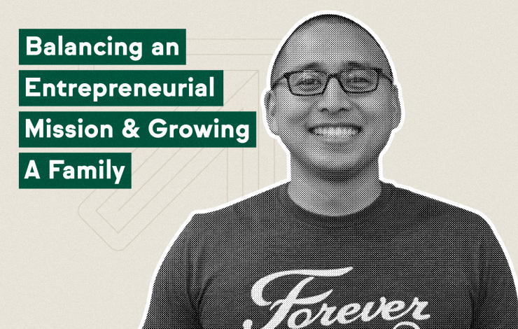Small Biz Buzz—104—Odeen Domingo—Balancing an Entrepreneurial Mission and a Growing Family
