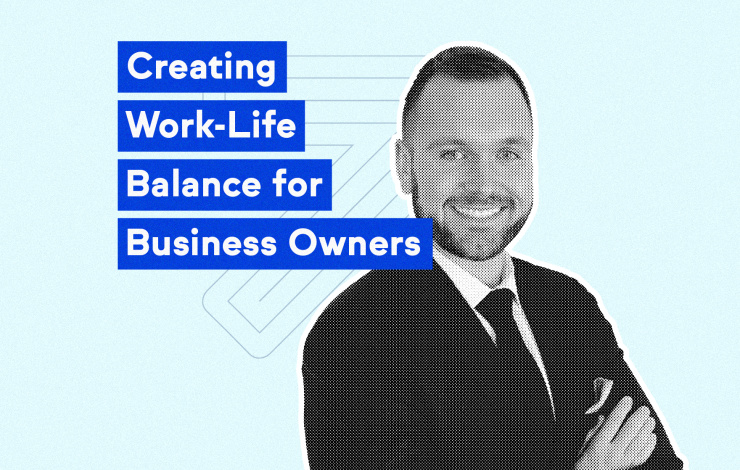 Small Biz Buzz—111—Jason Komosa—Creating Work-Life Balance for Business Owners