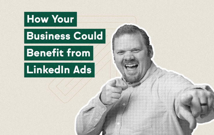 Small Biz Buzz—113—AJ Wilcox—How Your Business Could Benefit from LinkedIn Ads