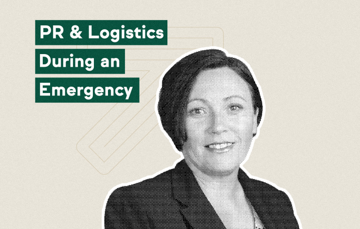 Small Biz Buzz—116—Kristin Rowan—Leveraging PR and Logistic Strategies during a Large-Scale Event Emergency