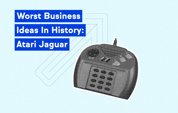 Worst Business Ideas in History: Atari Jaguar