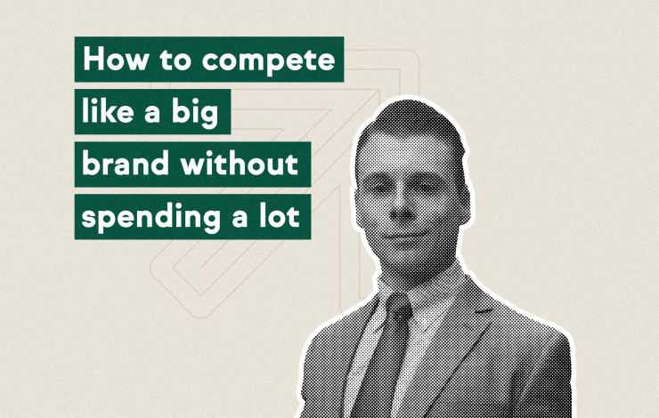 Small Biz Buzz—121—Jeremy Ryan Slate—How to compete like a big brand without spending a lot