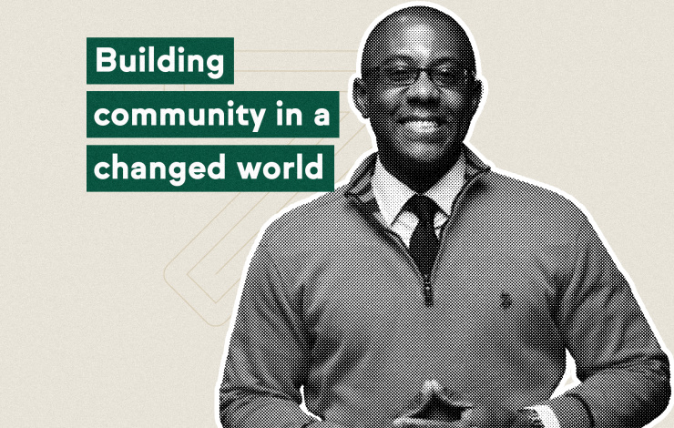 Small Biz Buzz—124—Ramon Ray—Building community in a changed world
