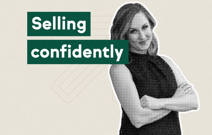 Small Biz Buzz—126—Kristen Boss—Selling Confidently