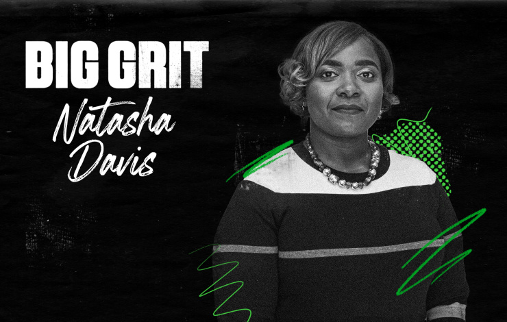 Small Biz Buzz—129—Big Grit: Natasha Davis