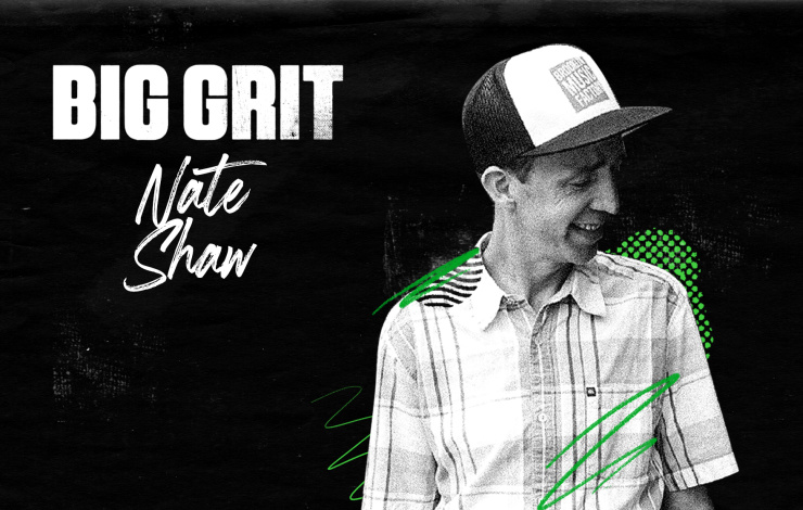 Small Biz Buzz—131—Big Grit: Nate Shaw