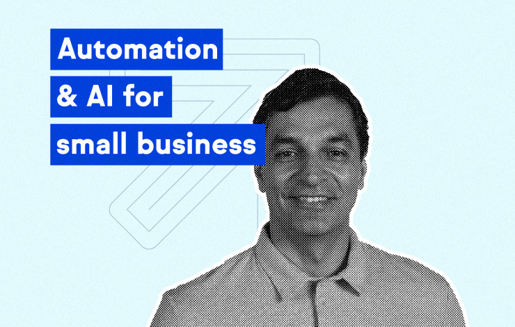 Small Biz Buzz—132—Rajesh Bhatia—Automation and AI for small business