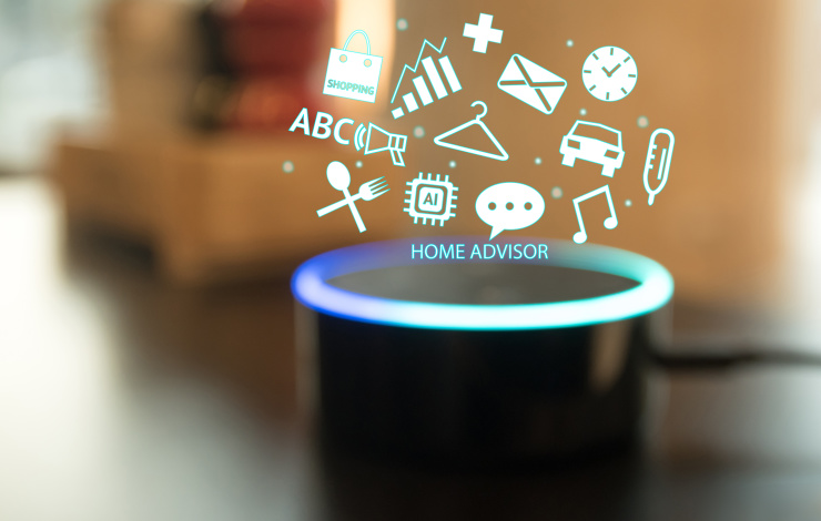 Amazon echo for small business