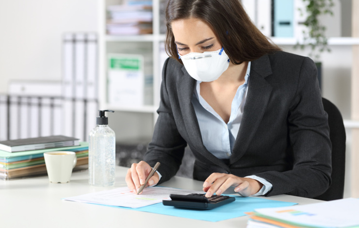 small business sales during pandemic