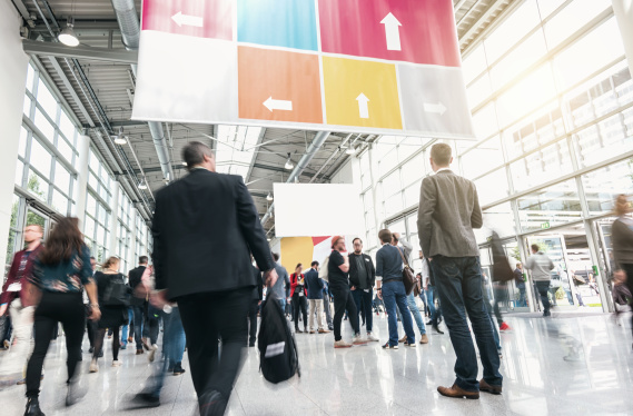 trade show marketing for small business