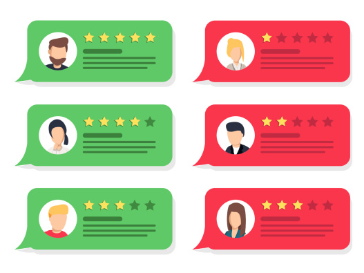 Improve customer reviews online