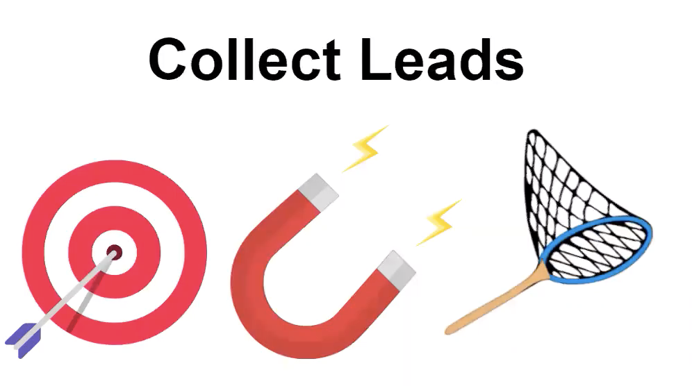How to collect leads using automation software