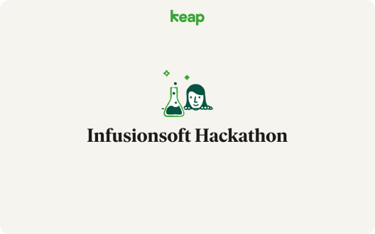 Infusionsoft Hackathon