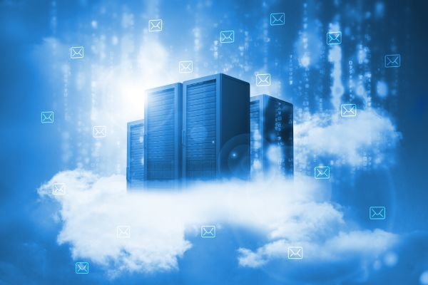 Email servers in the clouds