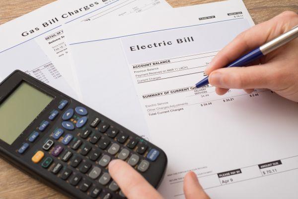 Utilities bills