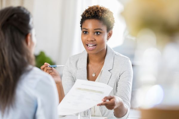 Client interviews