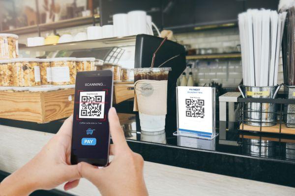 Mobile QR payment