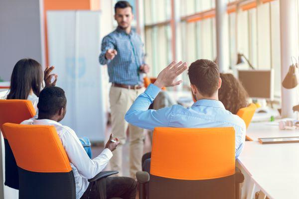 Educating employees