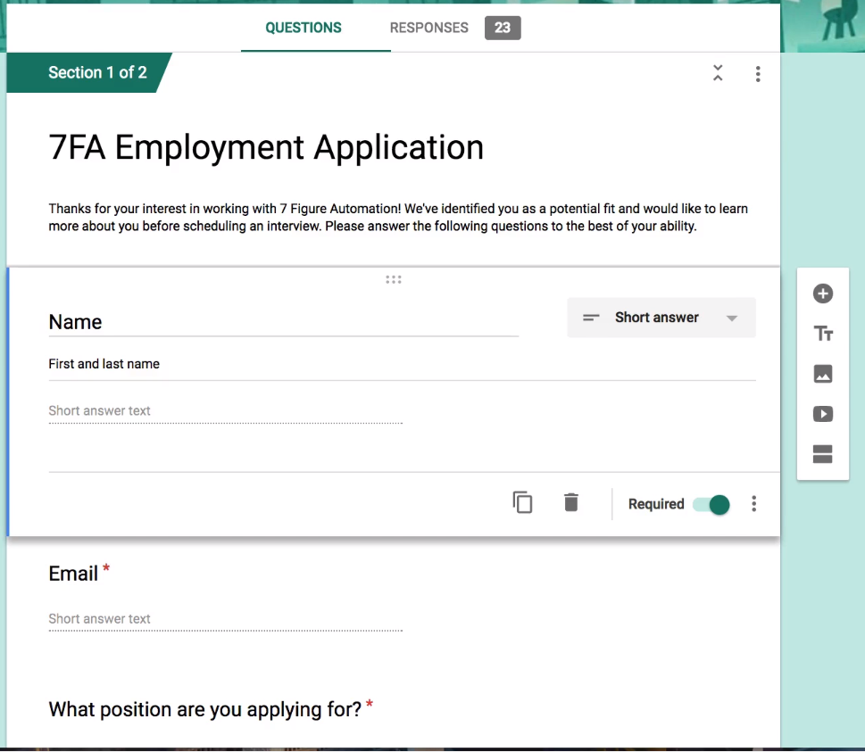 7FA employement application.png