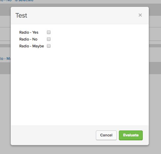 test infusionsoft decision diamond